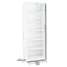【業務用】クリーニング収納棚 ユニット6 SD 衣類の保管に ユニット【業務用・引越し・衣替え・整理・整頓】【衣類収納・クリーニング】【送料無料】