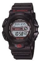 【国内正規品】CASIO〔カシオ〕メンズ デジタル腕時計G-SHOCK GULFMANDUAL ILLUMINATOR【G-9100-1JF】【TC】【HD】 [CAWT]【532P17Sep16】