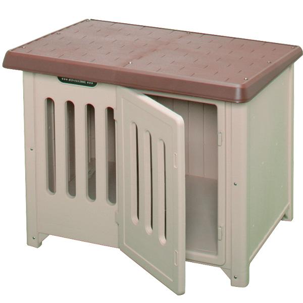 【犬小屋】ボブハウス 950 ブラウン/ベージュ【アイリスオーヤマ】【送料無料】 [cpir]