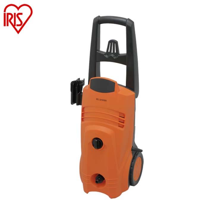 送料無料 高圧洗浄機 FIN-801PE-D(50Hz 東日本専用)・FIN-801PW-D(60Hz 西日本専用) オレンジ アイリスオーヤマ