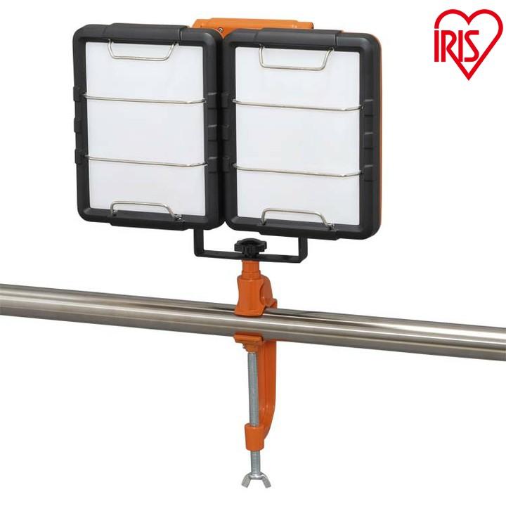LEDクランプライト LWT-7500C-AJ送料無料 照明 LED LEDライト LED照明 ライト 明かり 投光器 作業灯 長寿命 省電力 作業用品 くらんぷ とうこうき LED投光器 投光器 作業灯 スタンドライト 屋内 アイリスオーヤマ