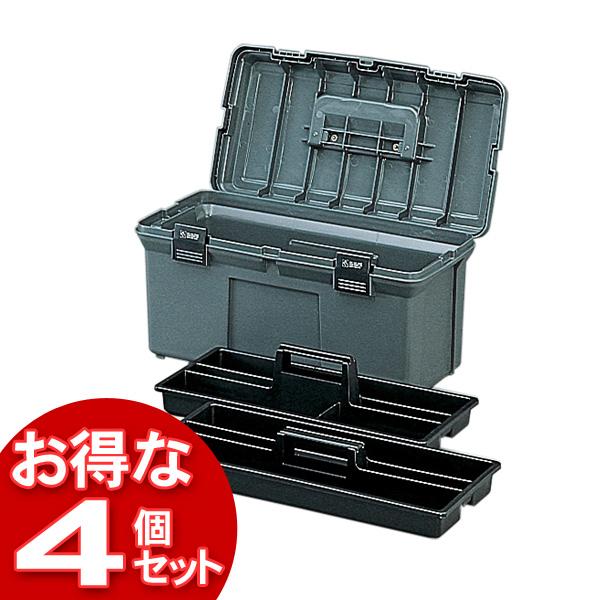 【4個セット】ハードケース 600 グレー【アイリスオーヤマ】【送料無料】