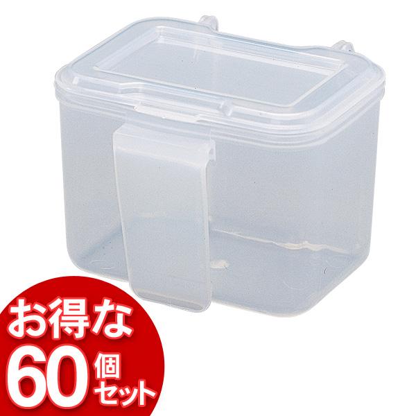 【60個セット】ウエストケースWC-90クリア【アイリスオーヤマ】【送料無料】