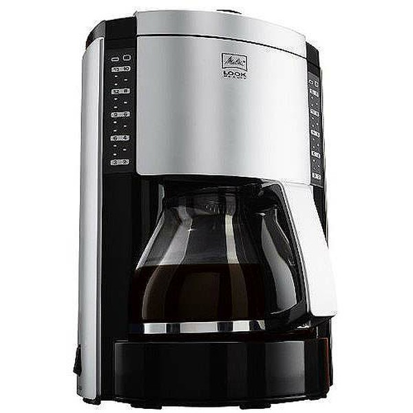 メリタコーヒーメーカー ルックデラックス MKM-9110 FKCG601 【TC】【en】【送料無料】