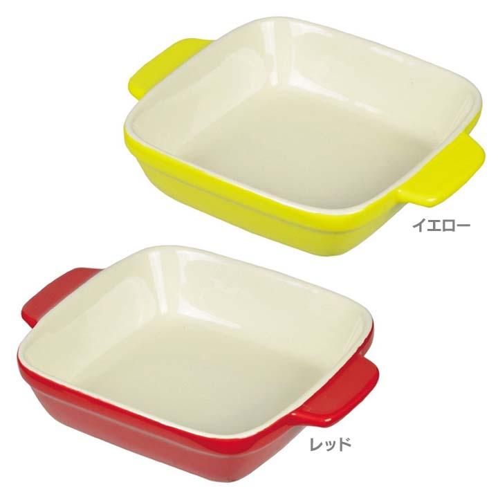 【楽天市場】オーブンシェフ耐熱深型プレート14×14 L-1817耐熱皿 ...