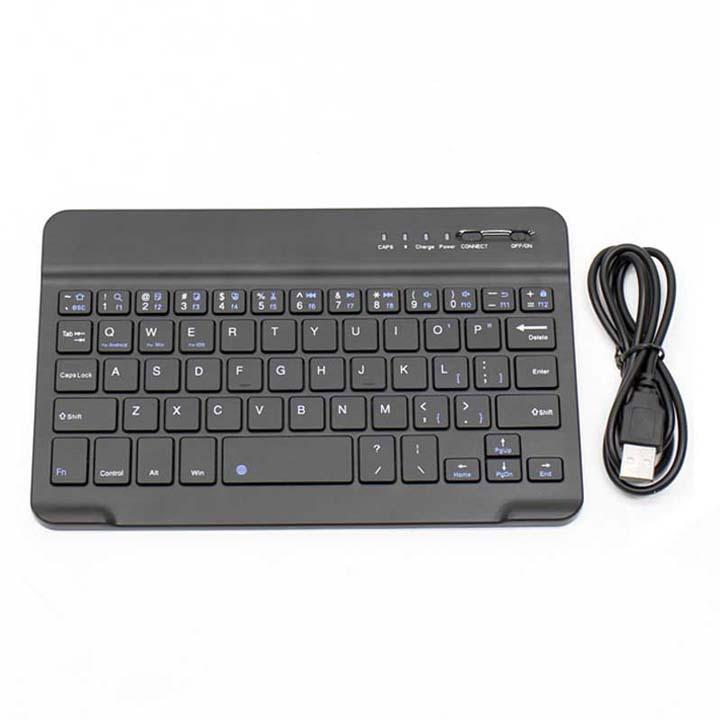 モバイルキーボード HP-MK001ワイヤレス キーボード Bluetooth ブルートゥース 軽量 スリム コンパクト 持ち歩き 出張 旅行 スマートフォン タブレット 薄型 USB充電 スマホ ヒロコーポレーション 【D】