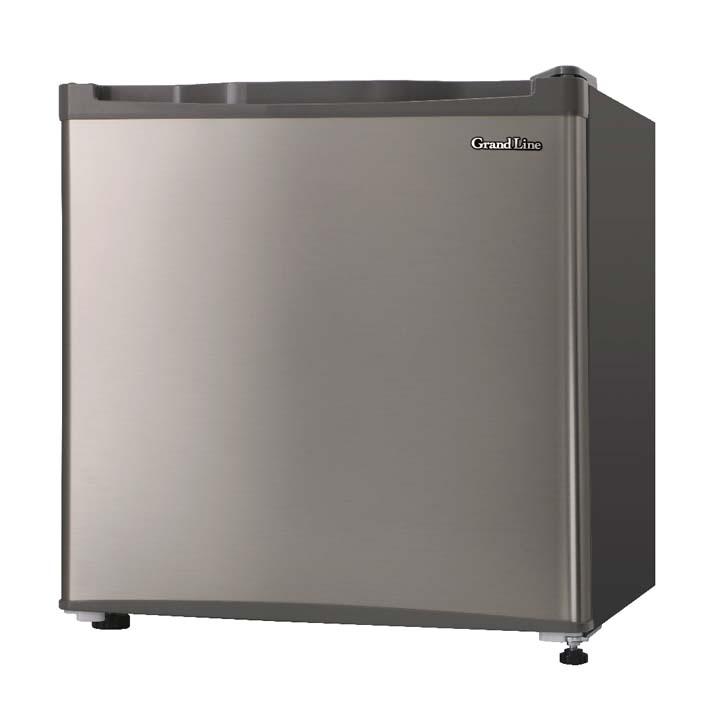 冷凍庫 Grand-Line 1ドア冷凍庫 32L AFR-32L01SL 送料無料 1ドア 小型 スリム 家庭用 冷凍食品 冷凍 食品保存 おしゃれ キッチン家電 家電 シルバー 一人暮らし 新生活