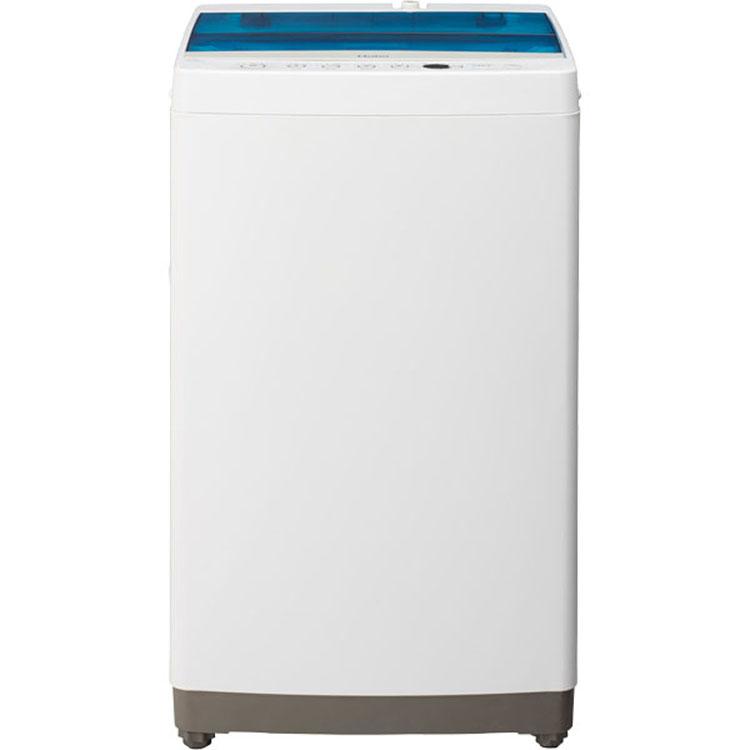 7.0kg全自動洗濯機 ホワイト JW-C70A送料無料 洗濯機 全自動 7kg 7キロ 洗濯 家電 haier ハイアール 【D】