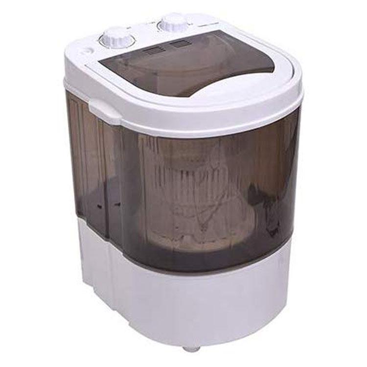 コンパクト洗濯機2 SSWMANFM送料無料 洗濯機 簡単 コンパクト せんたく機 2.0kg THANKO 単身 2台目 別洗い サンコー 【D】
