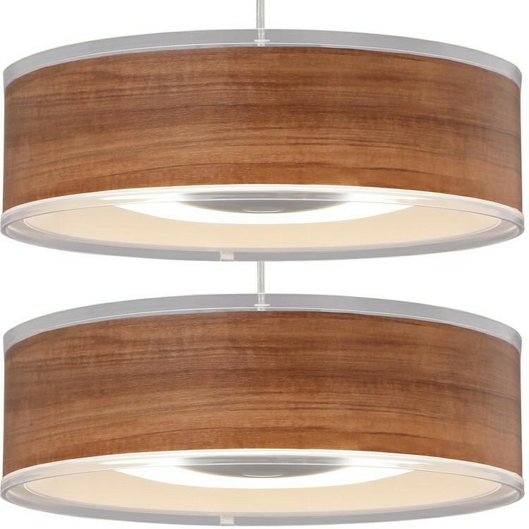 [2個セット]デザインペンダントライト メタルサーキット 浅型 12畳 調光 PLM12D-ADWN・O 木枠 木目 送料無料 LEDペンダントライト LEDシーリングライト LEDライト シーリングライト LED照明 LED