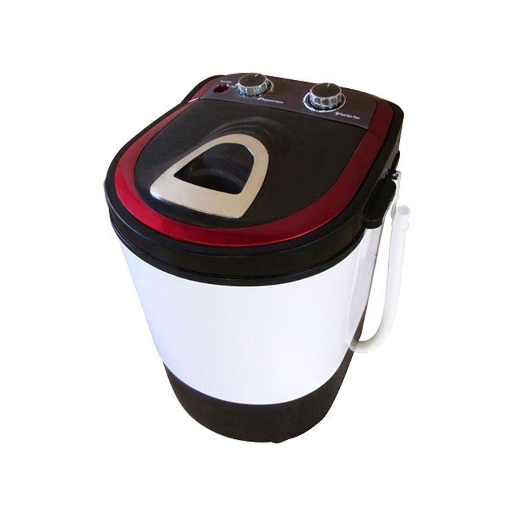 小型洗濯機 レッド SR-W020-RD送料無料 Sun Ruck 小型洗濯機 簡易洗濯機 分別洗い コンパクト 一人暮らし 洗濯機 小型 脱水機能 【D】【B】