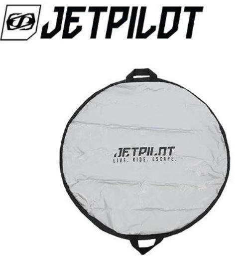 マリンスポーツの着かえに シルバー WEB限定 ウェットスーツチェンジマット JETPILOT ジェットパイロット WETSUIT ジェットスキー 大規模セール サーフィン マリンスポーツ CHANGE MAT