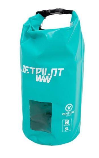 JETPILOT ジェットパイロット お買い得品 ROLL TOPウォータープルーフバッグ ACS21908-TE 5L ◆高品質 ティール