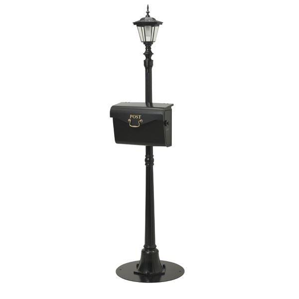 スタンドポスト街路灯 SI-2611-4500 【商品代引きご利用不可】