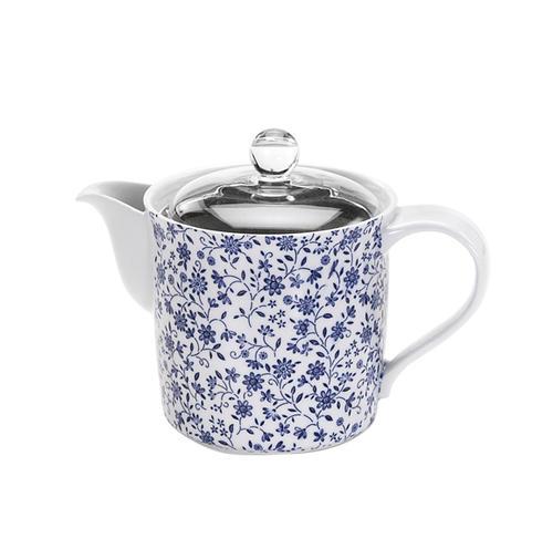 高級な お茶の美味しさを引き出すうまちゃポット スイートフラワー MHGポット小 期間限定今なら送料無料 ガラス蓋