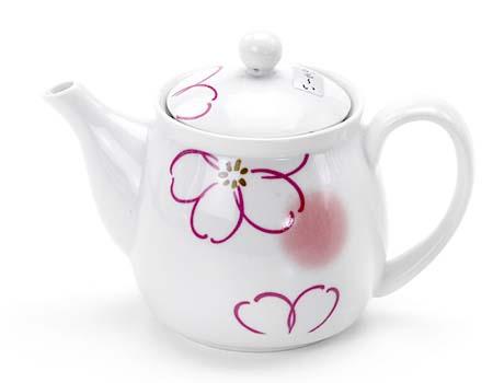 人気急上昇 かる~いポットですお茶の美味しさを引き出すうまちゃポット お茶の旨みを引き出せる 美味しく淹れられる かるがるMNポット 販売実績No.1 桜吹きピンク