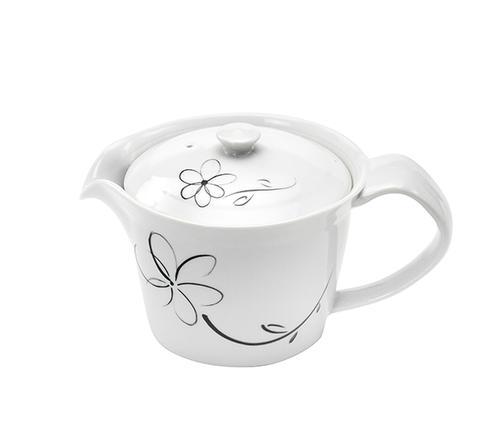 お茶の美味しさを引き出すうまちゃポット いよいよ人気ブランド ブランド激安セール会場 お茶の旨みを引き出せる 美味しく淹れられる うまちゃポット 一輪花 MVポット うまちゃ 急須 陶器 日本製 美濃焼 煎茶 緑茶 日本茶 茶こし付 和食器 和風 かわいい 深蒸し茶 食器 おしゃれ