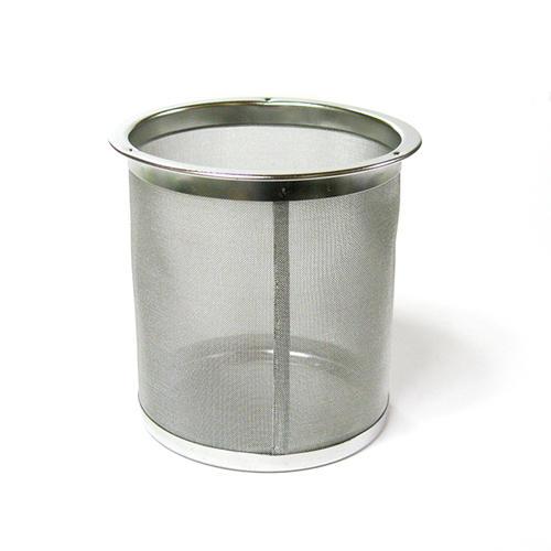 お茶の美味しさ引き出す 筒型茶こし径75×85mm 900円