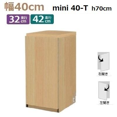 miniシリーズ Materia-3 TM D42/D32 40-T-L/R W400×D420(320)×H700mm【送料無料】