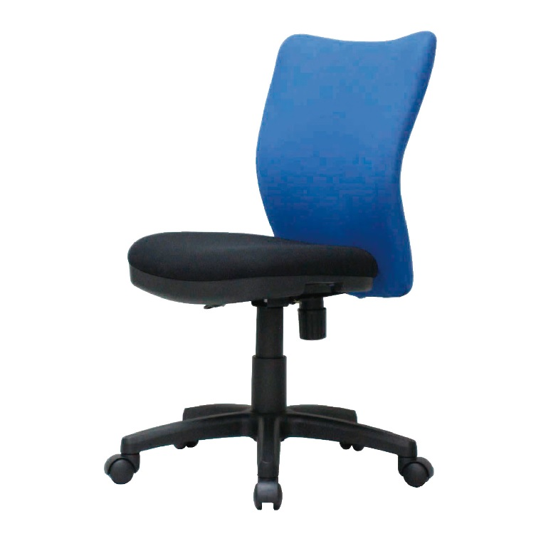 テレワークチェア デスクチェア オフィスチェア 回転椅子 K-922  【肘無し】 W460×D530×H850~955(SH410~515mm 組み立て
