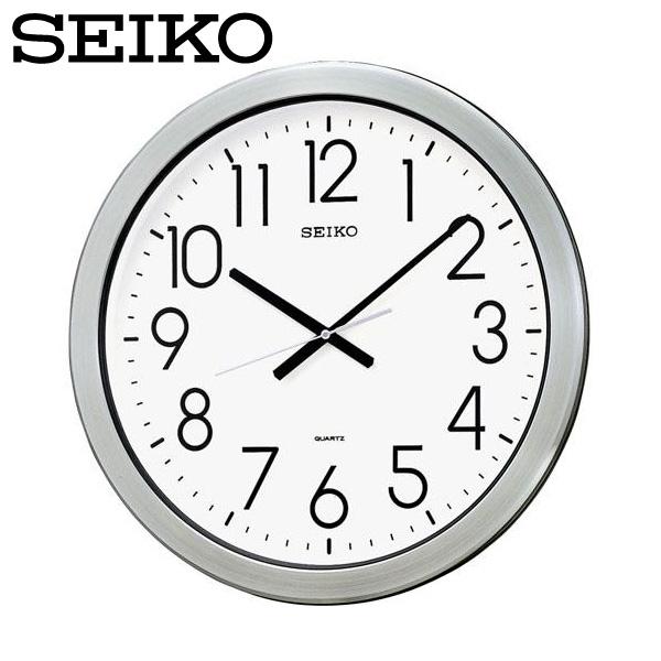 セイコー SEIKO 掛け時計 KH407S SEIKO CLOCK セイコークロック 防湿・防塵型掛け時計 オフィスタイプ 暮らしの幸便