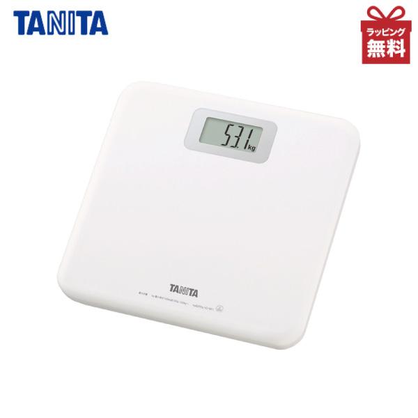 ◇限定Special Price 乗るとスイッチが入るステップオンタイプ 至上 タニタ デジタルヘルスメーター HD-661-WH