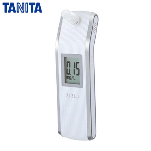 【アルコール検知器】 タニタ アルコールセンサー プロフェショナル HC-211-WH ホワイト 【センサー交換式】
