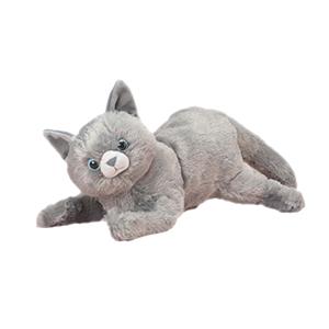 なでなでねこちゃん DX3 ロシアンブルーちゃん - 【ぬいぐるみ】【猫】【ねこちゃん】【プレゼント】【癒し】