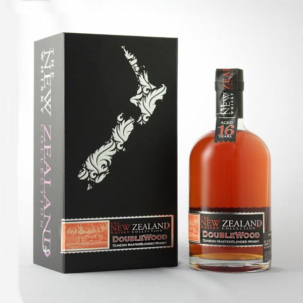 ダニーデン ダブルウッド 16年 専用化粧箱入り ニュージーランドウイスキーカンパニー 500ml 40%