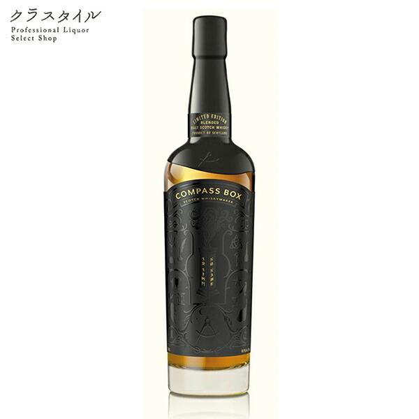 コンパスボックス ノーネーム ブレンデッドモルト アイラ ハイランド スコッチ ウイスキー ウィスキー 700ml 48.9%