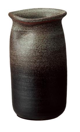 【送料無料】【smtb-kd】信楽焼 傘立て 「古窯傘立」 インテリア 陶器 焼物 陶芸品【532-04】