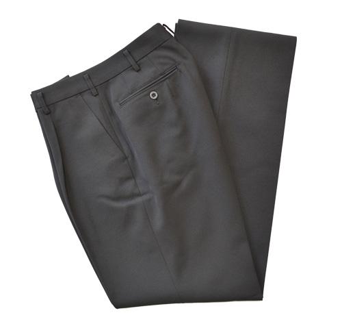 公式ストア 宅配便でお届け※メール便 ストア レターパック不可 お買い得 日本製 制服 黒スラックス東京仕様 2806ウエストサイズ68cmのみ サージ 学ラン お手入れ簡単ポリエステル100% 詰襟用スボンの洗い替えに
