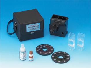 0426-80-65-03 ダイヤル式水質測定器 残留塩素