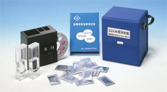 0428-80-63-26 ダイヤル式水質測定器 DP-4