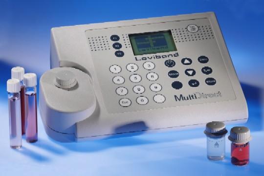ラボ/携帯用多項目水質測定器 MultiDirect 【Lovibond製