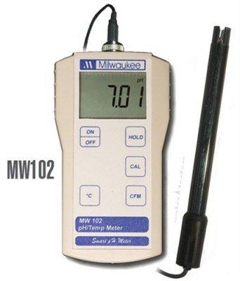 ミルウォーキー pHメーター MW102