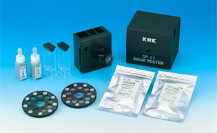 pH残留塩素測定器 DP-2Z 0163806301