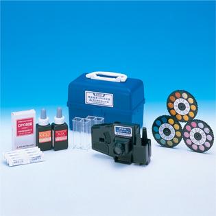 水質比色測定器 残留塩素 DPD法 0238806301