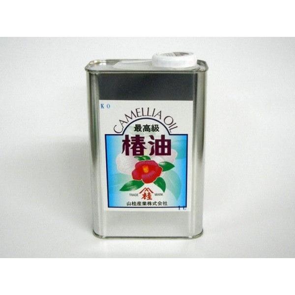 椿油 ~キャメリアオイル 1L