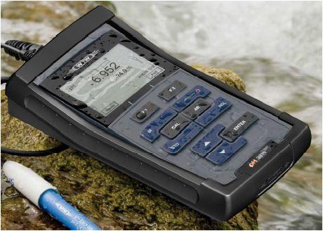 携帯用溶存酸素計 ProfiLine Oxi 3000シリーズ 【WTW社製】*写真はpH計です。