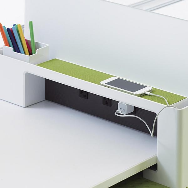 スチールケース SOTO II ローンチパッドディバイダー Steelcase ソトツー デスク間仕切り オフィス家具