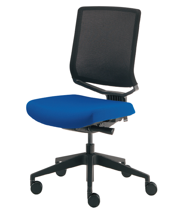Dauphin オフィスチェア ユアセルフチェア 肘なし 背:メッシュ YS200F Yourselfchair