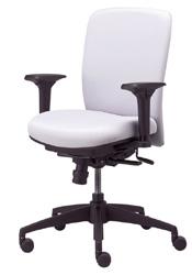 Steelcase钢铁情况APT(aputo)椅子K-APT1111办公室椅子个人电脑椅子PC椅子锁定会议椅子椅子会议椅子扶手肘靠脊背支承表面交叉张力高度调节栅栏斗牛犬背锁头kurogane