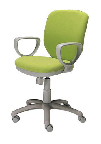 くろがね Kチェア ハイバック 肘付き JC-K210F オフィスチェア パソコンチェア コンパクト PCチェア OAチェア デスクチェア 椅子 イス チェアー シンプル リクライニング 事務椅子 疲れにくい【送料無料】