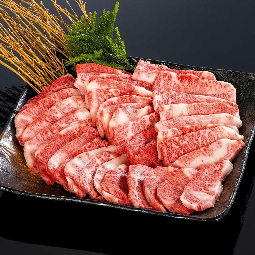 熊野牛焼肉極上カルビ 800g (約7~8人前)【送料無料】