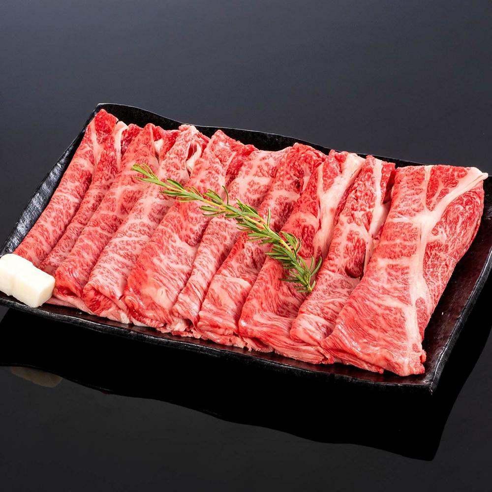 熊野牛すき焼き上肩ロース 800g (約7~8人前)【送料無料】