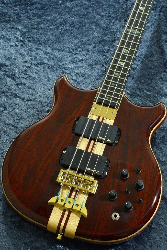 ALEMBIC ALEMBIC SCSB4 Stanley Clarke Signature Deluxe -Cocobolo Top&Back- 【NEW】【日本総本店ベースセンター在庫品】