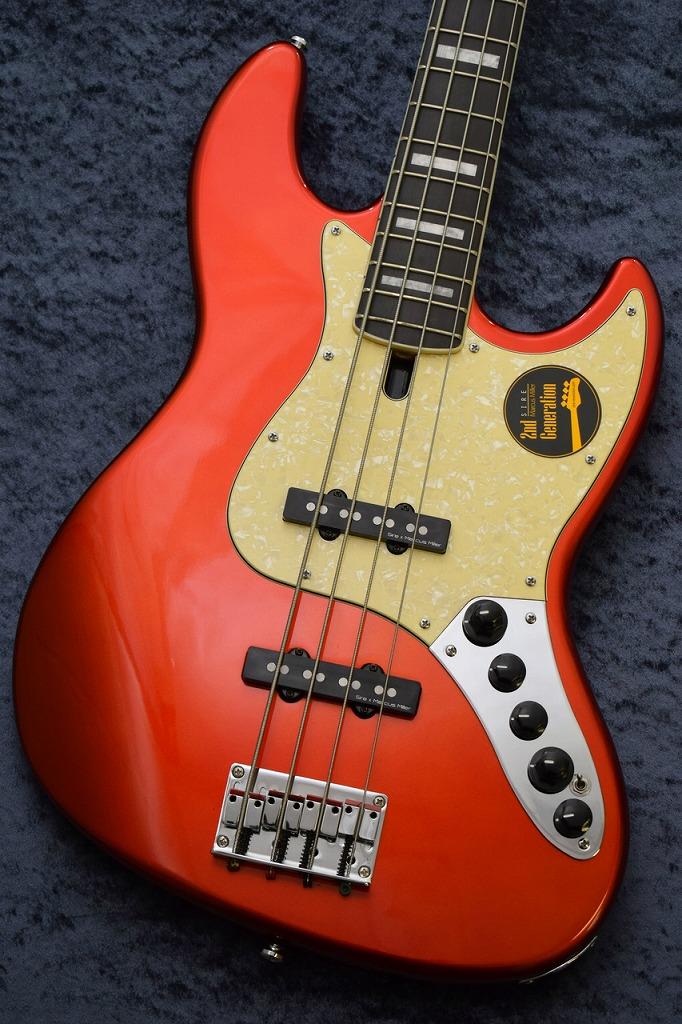 Sire V7 4st Alder -Bright Mtalic Red-【NEW】【2nd Generation】【日本総本店ベースセンター在庫品】