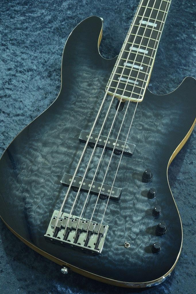 Sire V9 5st Ash -Transparent Black-【NEW】【2nd Generation】【日本総本店ベースセンター在庫品】