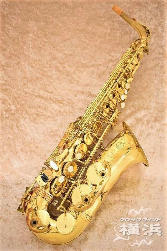 H.Selmer SerieIII AltoSax w/o【中古】【アルトサックス】【セルマー】【シリーズIII】【s/n:709***】【2006年~2008年製】【送料無料】【管楽器専門店】【ウインド横浜】